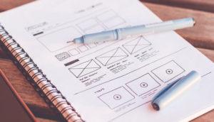 ホームページの制作で必要なワイヤーフレーム・デザインカンプとは?